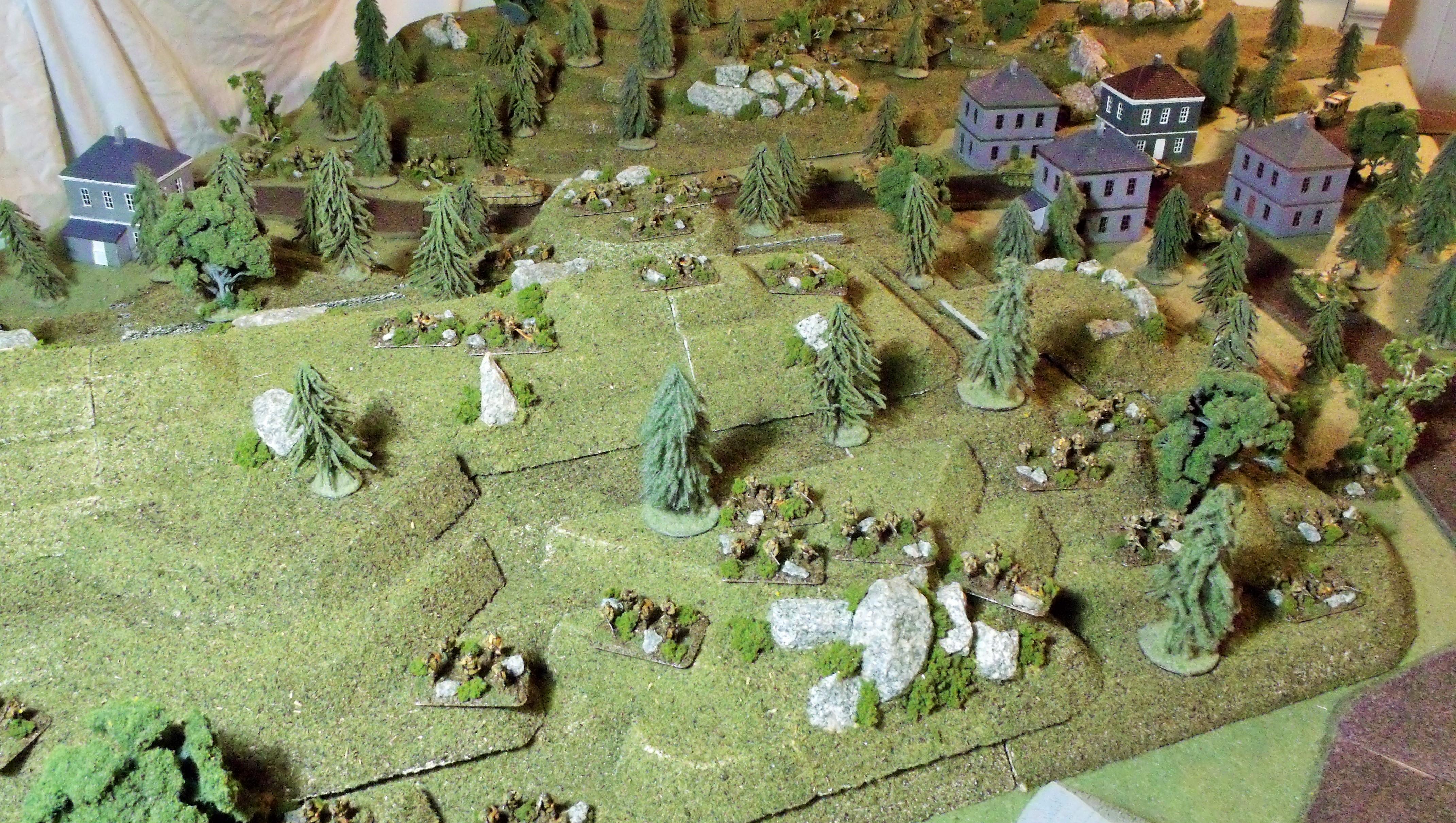 Making Mountains for Wargaming (Modular Mountains Part One